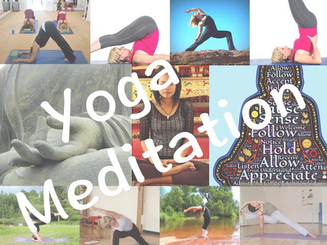 Caring You Online, Yoga, Meditation