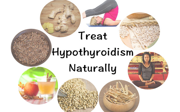 How to Treat Hypothyroidism Naturally