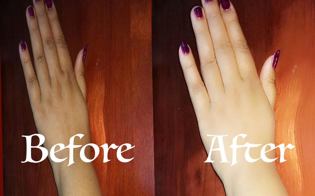 कैसे अपने हाथों को सुंदर और गोरा बनाएँ (how to get beautiful hands, Remove tan from hands)