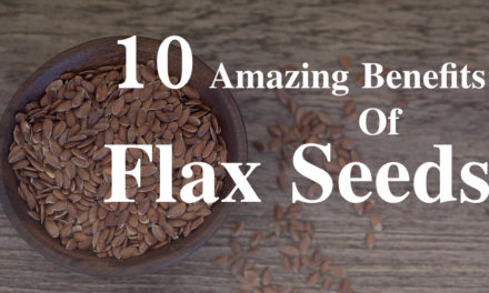10 Amazing Health Benefits of Flax Seed