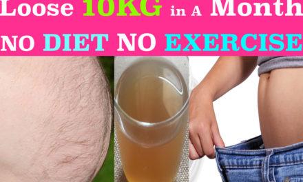 कैसे 1 महीने में 10 KG वजन कम करें, Rapid WEIGHT- INCH Loss, Lose 10KG in a Month
